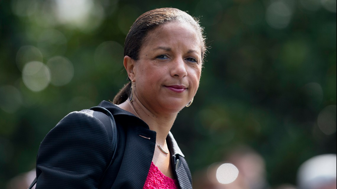 Susan Rice says she won't challenge GOP Sen. Collins in 2020