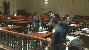 Michael Boyce in court
