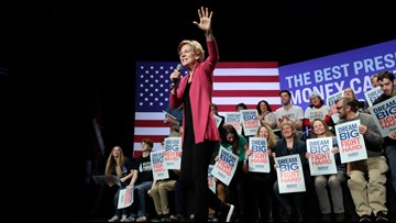 Democratic presidential candidates brace for elevated stakes in N.H. after chaos and unclear results in Iowa