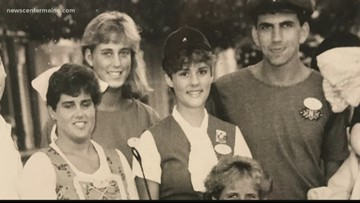 Before news, Sharon Rose Vaznis gave tours at Disneyworld!