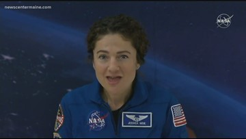 Jessica Meir of Caribou set to travel to space in 3 weeks
