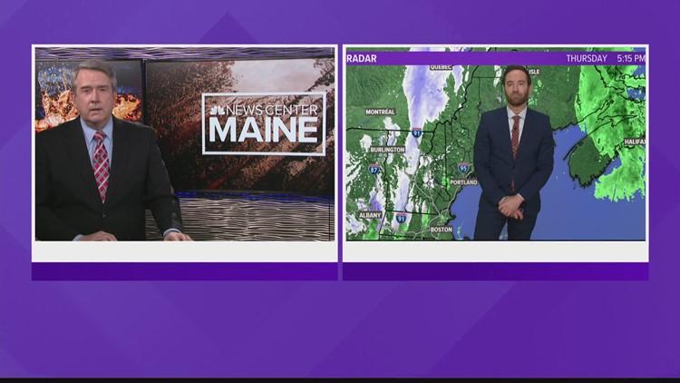 Mud season in Maine