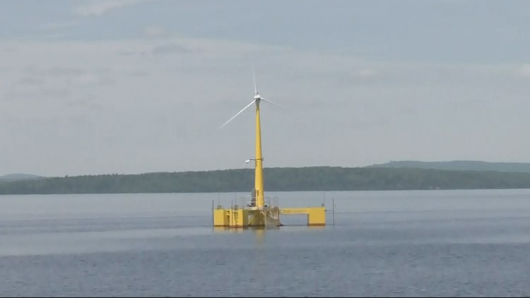 Bordering states express support for offshore wind in Gulf of Maine