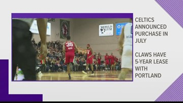Is Worcester trying to lure the Red Claws out of Maine?