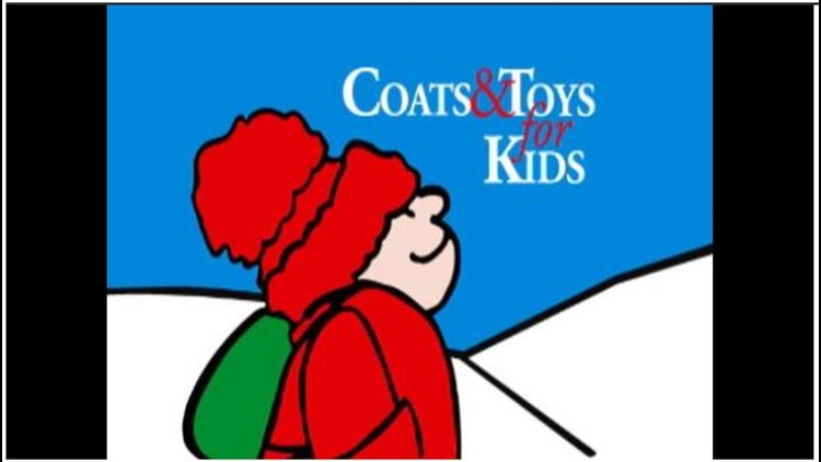 Coats and Toys for Kids Day 2014