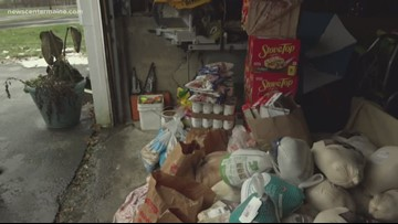 Waterville man helps families for Thanksgiving