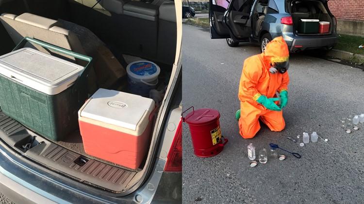 Portland police bust meth lab during traffic stop | newscentermaine com
