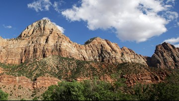 Maine woman's body found after suspected fall in Utah national park