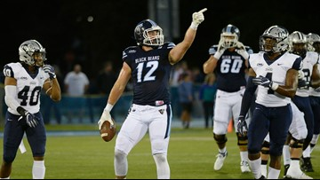 Former UMaine football player signed to Washington Redskins