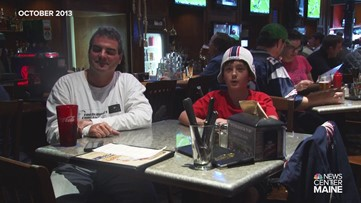 Archives: Red Sox World Series fever at Olympia Sports