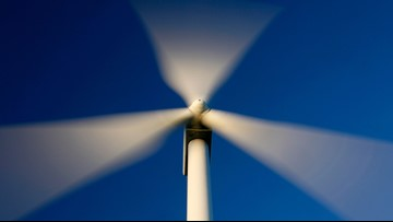 Mills repeals LePage's attempt to ban wind projects