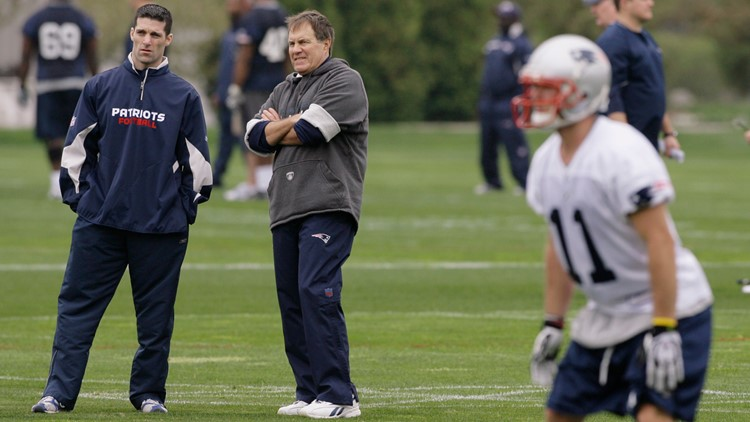 Another tampering case involving the Patriots...only this time, they're the accusers