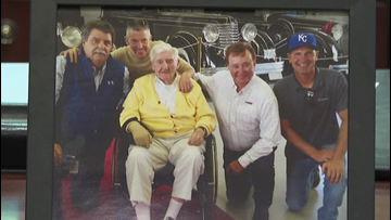 Former track owner to be honored at Oxford 250