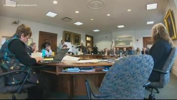 Legislators and County Sheriffs discuss funding for jails
