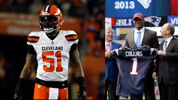 Report: LB Jamie Collins returning to New England