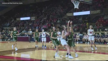 High School Basketball State Championship games for Class B and D teams