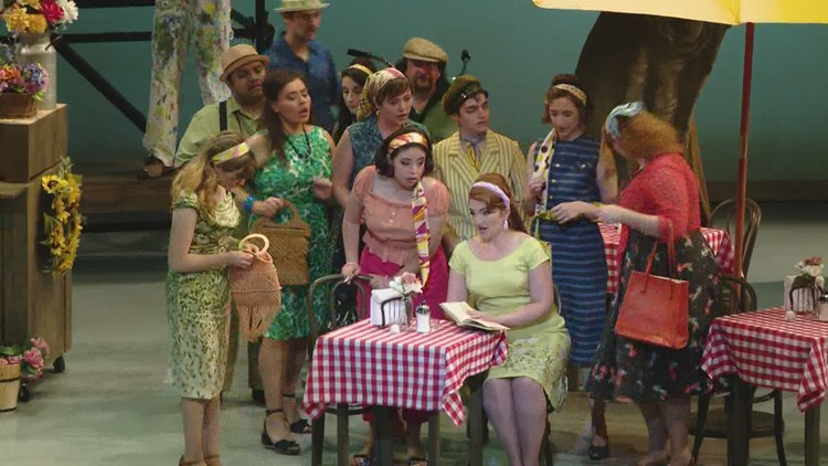 Opera Maine presents 'The Elixir of Love'