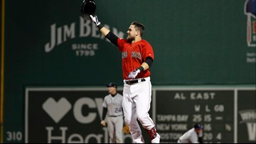 Another extra innings bullpen collapse in Boston, but this time, it's NOT the Red Sox