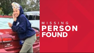 Missing Saco teen found by authorities