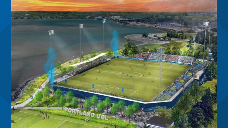 'USL to Portland' to make a formal proposal to the city as it tries to bring professional soccer to one of two sites