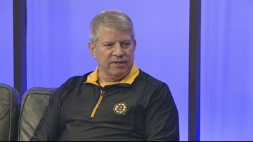 Dale Arnold talks Bruins and new book