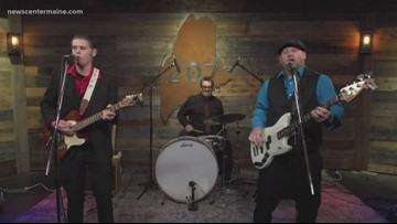 Memphis Lightning Brings Blues & Rock to Maine