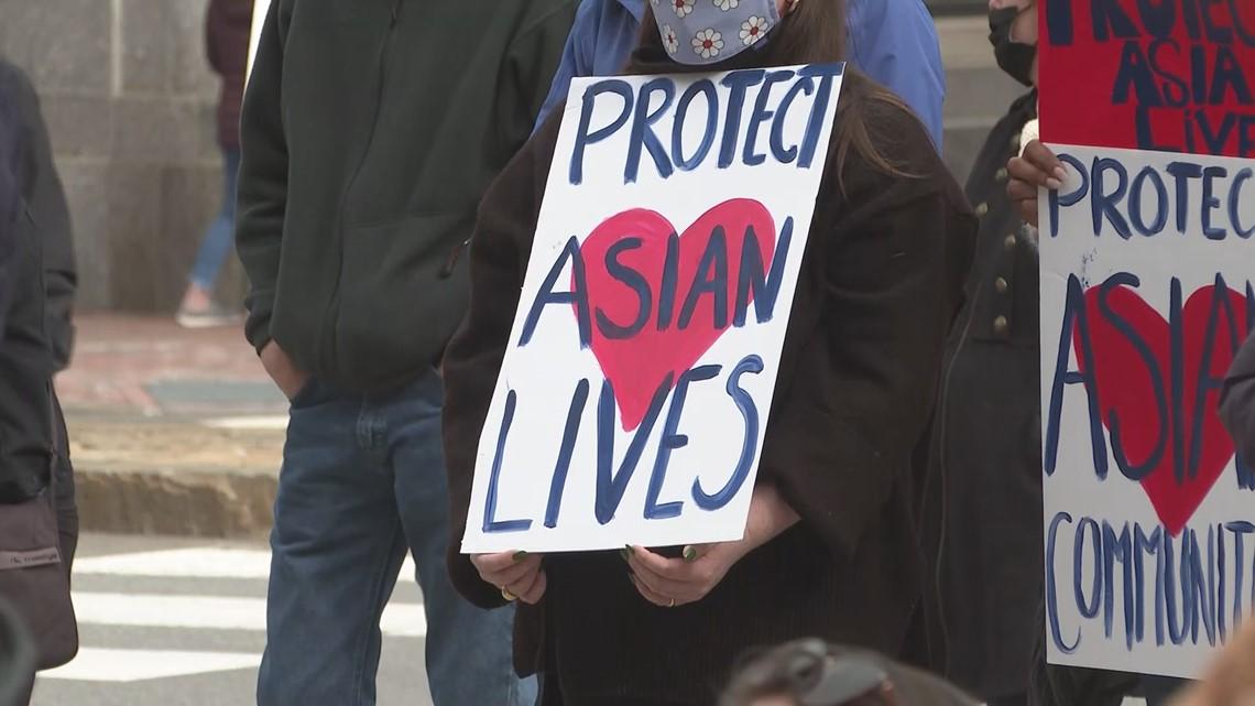 www.newscentermaine.com: Anti-Asian hate vigil planned for Portland Tuesday