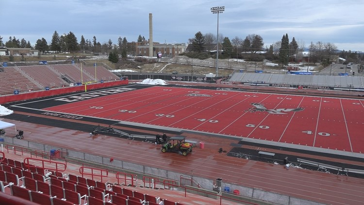 LIVE UPDATES: Maine battles Eastern Washington for spot in FCS Championship game