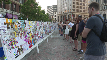 'Pieces of recovery': an art project to stop the stigma of drug use