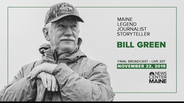 WATCH: The final episode of Bill Green's Maine