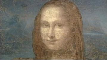 Mainah Lisa isn't the only Mona Lisa look-alike
