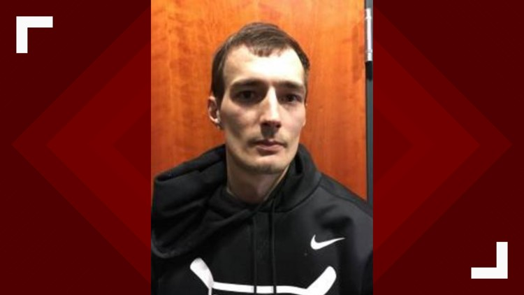 Suspect drives stolen vehicle to rob Westbrook store
