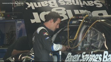 Mainer prepares for NASCAR weekend in N.H.