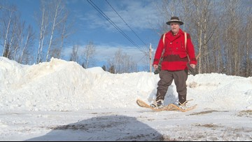 Twenty five years of craftsmanship at Theriault Snowshoes