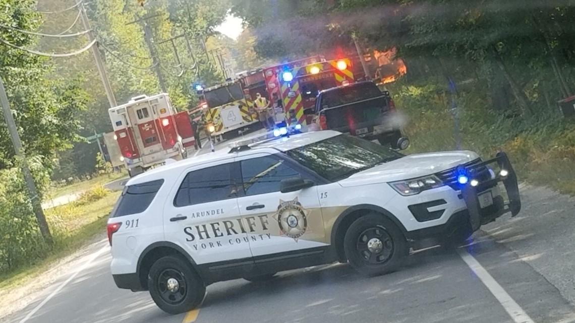 Two men dead in Arundel car crash