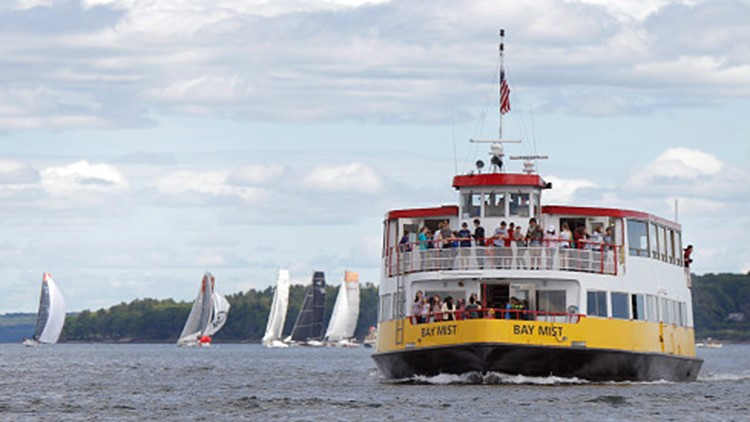 Casco Bay cruises