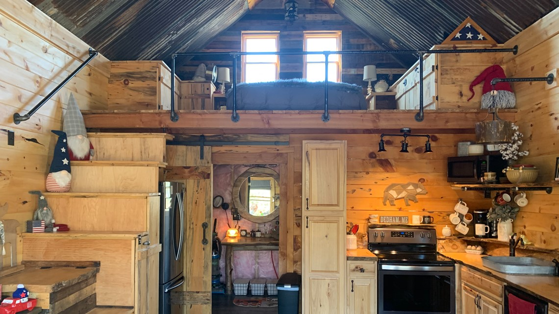 Legislators discussing bill that would allow for more 'tiny homes' in Maine