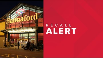 Hannaford issues recall due to listeria concerns