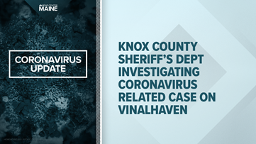Tensions over coronavirus quarantines bring trouble to Vinalhaven