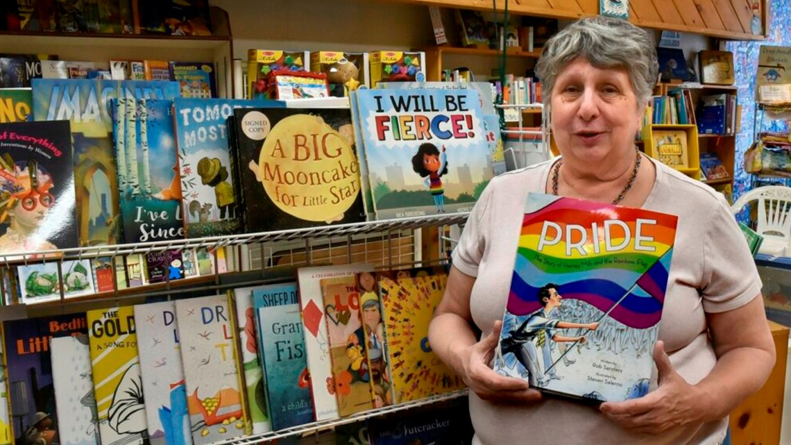 Waterville children's bookstore faces strong response for planned drag queen reading
