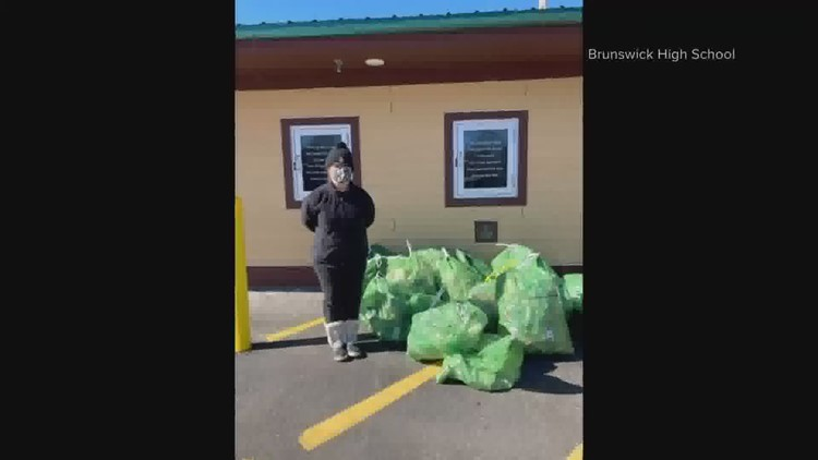 Maine schools raise most money ever in CLYNK recycling challenge