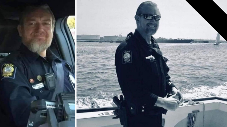 Motorcyclist killed in South Portland crash was retired Portland police officer; wife seriously injured