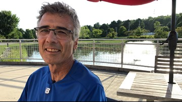 Fairfield man's prostate cancer fight