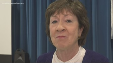Poll names Susan Collins most disliked US senator