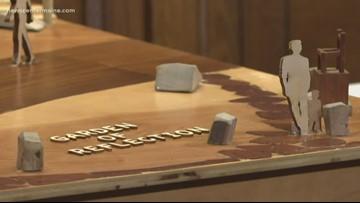 Finalists present designs for MLK memorial