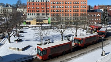 Bus hub in downtown Bangor might not be in Pickering Square after all