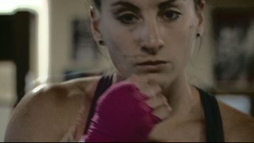 Amelia Moore is tough as nails.