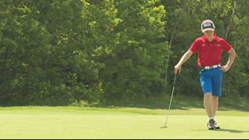 'I just enjoy the sport': 12-year-old qualifies for Maine Amateur