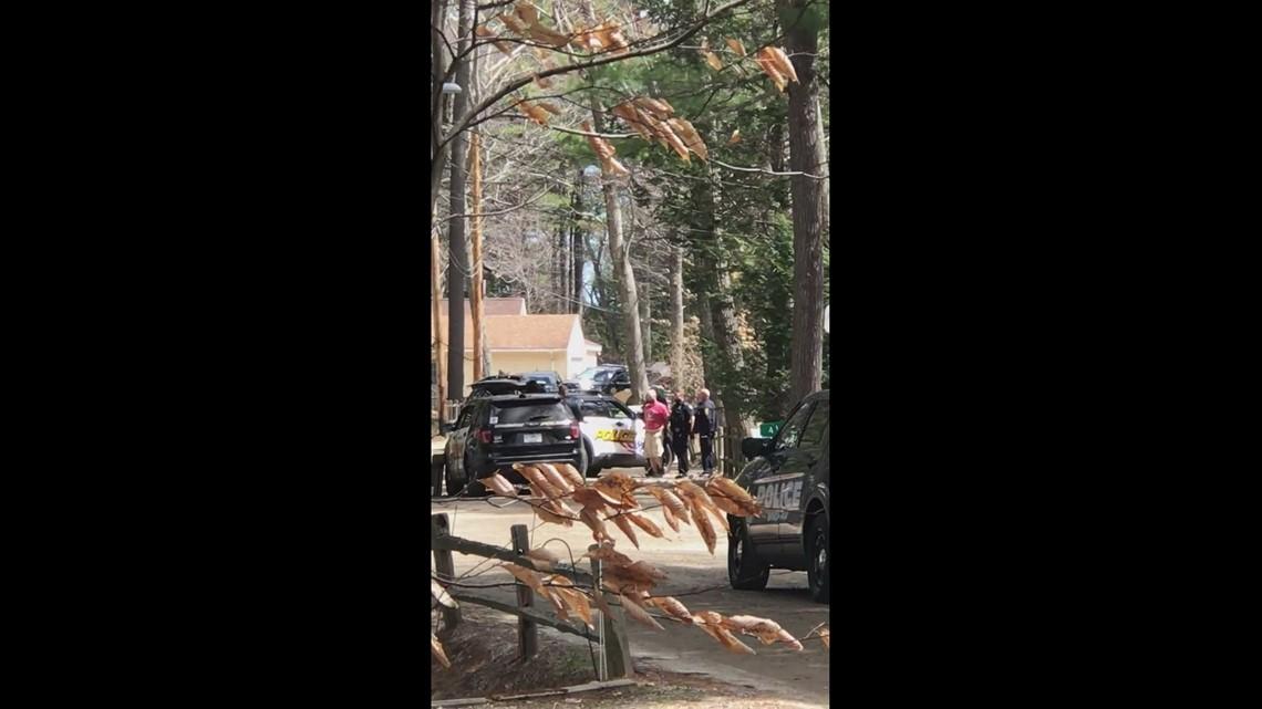 Windham standoff apprehension