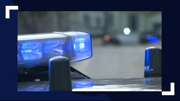 Lewiston car struck by bullets, police investigating